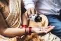 Indian people taking medicines - PhotoDune Item for Sale
