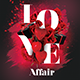 Love Affair Flyer - GraphicRiver Item for Sale