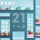 Bakery Banner Pack