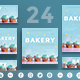 Bakery Social Media Pack