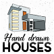 Hand Drawn Animated Houses - VideoHive Item for Sale