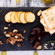 Cheese plate. Cheese plate. Assortment of cheese - PhotoDune Item for Sale