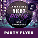 Amazing Night Party Flyer - GraphicRiver Item for Sale