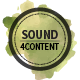 Sound4Content