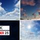 Sky Pack 25 - 4K - VideoHive Item for Sale