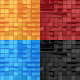 Background of Squares - VideoHive Item for Sale