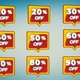 3D Sales Percentage Discount - VideoHive Item for Sale