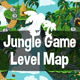 Level Map Backgrounds Jungle - GraphicRiver Item for Sale