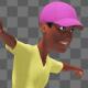 Frog 3d Character - Twist Dance - 51