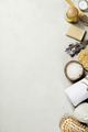 Spa Concept. Top view of beautiful Spa Products. - PhotoDune Item for Sale