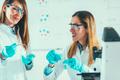Female scientist - PhotoDune Item for Sale