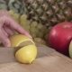 Lemon Is Cut Into Slices - VideoHive Item for Sale