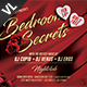 Bedroom Secrets Flyer V01 - GraphicRiver Item for Sale