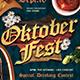 Oktoberfest Flyer Template V10 - GraphicRiver Item for Sale