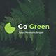 Go Green Powerpoint