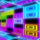 Flashing Neon Cube - VideoHive Item for Sale