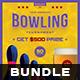 Bowling Flyer Bundle