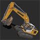 Liebherr Excavator 936