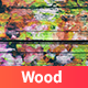 120 Colorful Wood Backgrounds