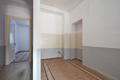 Empty apartment interior with kitchen area, corridor with room - PhotoDune Item for Sale