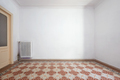 Empty room interior with liberty tiled floor with decoration - PhotoDune Item for Sale