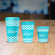 Coffee Cup Mockups - 3 Sizes