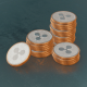 Ripple Cryptocurrency Coin Loop - VideoHive Item for Sale