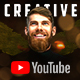 Creative YouTube Art Banners - GraphicRiver Item for Sale