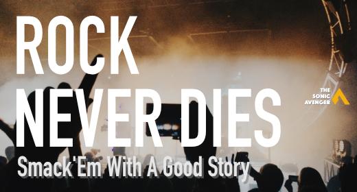 Rock Never Dies