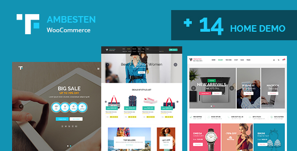 Ambesten Multipurpose MarketPlace  - RTL WooCommerce WordPress Theme