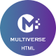 MULTIVERSE - Multipurpose Business/Corporate/Portfolio HTML Template