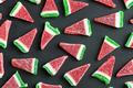 Watermelon gummy candy - PhotoDune Item for Sale