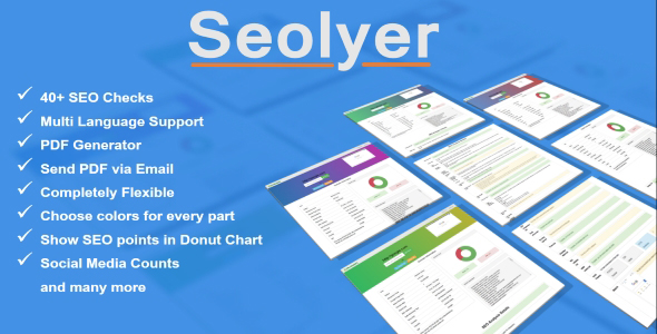 SEO Analyzer- Turn your Website into SEO tool - CodeCanyon Item for Sale