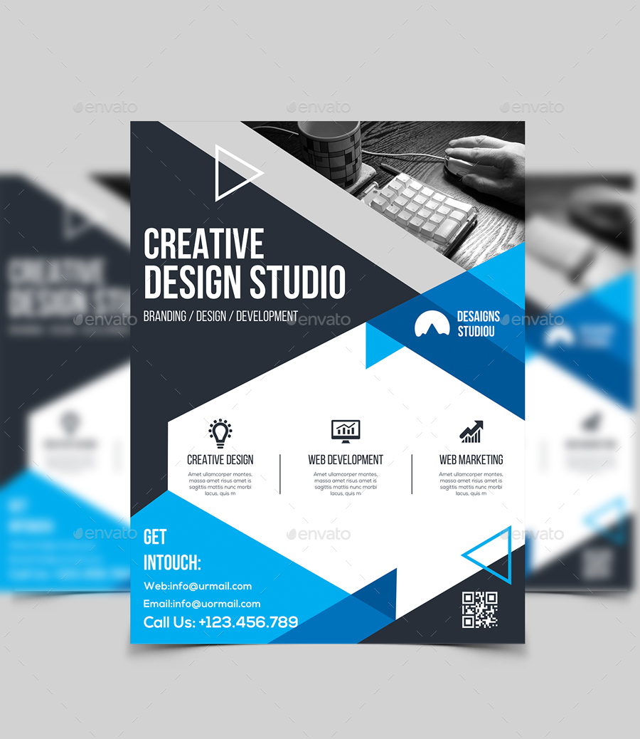 Flyer Template.