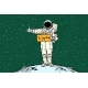 Astronaut Hitches Rides on Jupiter