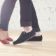 Dancers Feet - Family Couple Is Dancing Kizomba in Studio - VideoHive Item for Sale
