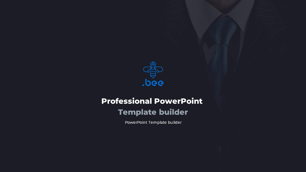 Beepro PowerPoint Template Builder by MrVisual_eu | GraphicRiver