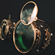 Steam punk goggles - 3DOcean Item for Sale