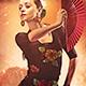 Flamenco Night Flyer - GraphicRiver Item for Sale
