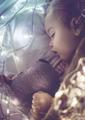 Cute little baby sleeping - PhotoDune Item for Sale