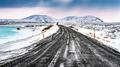 Iceland snowy landscape - PhotoDune Item for Sale