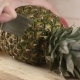 The Cook Cuts a Big Pineapple - VideoHive Item for Sale
