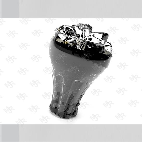 Soda Glass 3D - 3DOcean Item for Sale