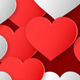 Hearts Backgrounds - VideoHive Item for Sale