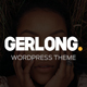 Gerlong - Responsive One Page & Multi Page Portfolio Theme - ThemeForest Item for Sale