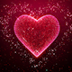 3D Particles Heart VJ - VideoHive Item for Sale