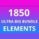 1850 Elements Ultra Big Bundle