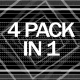 Flicker Glitch VJ Pack Part 1 - VideoHive Item for Sale