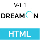 Dreamon - Business and Corporate HTML5 Template - ThemeForest Item for Sale