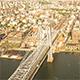 Williamsburg Bridge in New York City - VideoHive Item for Sale